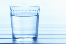 Glass of water | Pic: Getty Images