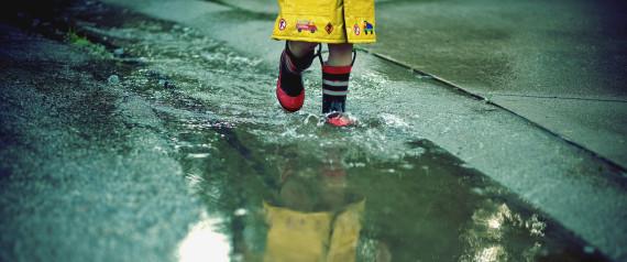 KID RAIN BOOTS