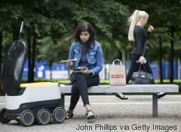 Ne soyez pas surpris si un robot cogne (un jour) à votre porte