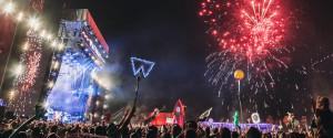 Arcade Fire Wayhome 2016