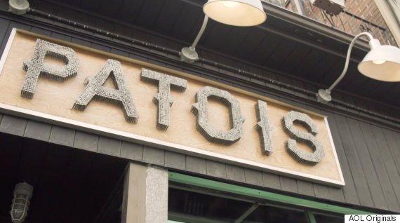 patois toronto like a tourist