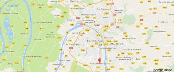 Saint-Etienne-du-Rouvray France  city pictures gallery : ... à Saint Etienne du Rouvray, une commune de près de 30.000 habitants