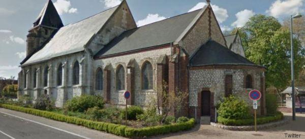 Presa di ostaggi in una chiesa francese