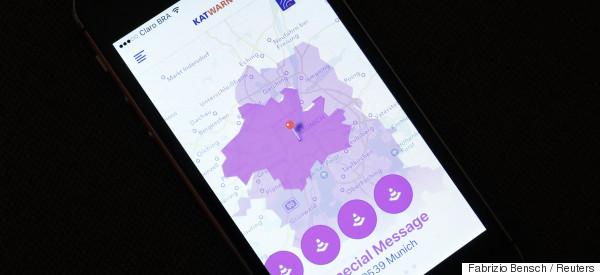 Katwarn und Nina: So funktionieren die Frühwarnsysteme per App