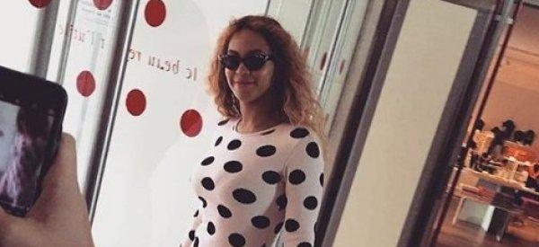 Beyoncé est allée voir Barbie au Musée des arts décoratifs