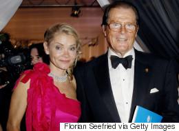 Sir Roger Moore Is 'Heartbroken' Over Daughter's Death