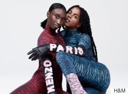 Here's Your First Look At The Kenzo x H&M Collection