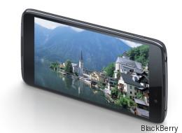 BlackBerry lance un nouveau téléphone intelligent