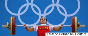 OLYMPIC FEMALE WEIGHT