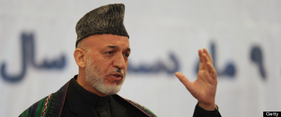Hamid Karzai Taliban Office