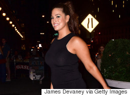 Ashley Graham's Racy Dress Proves Thighs Are Sexy At Any Size