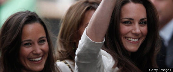 Pippa Middleton Planning Kate Middletons 30th Birt