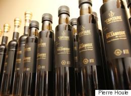 Du vinaigre balsamique de qualité fait au Québec