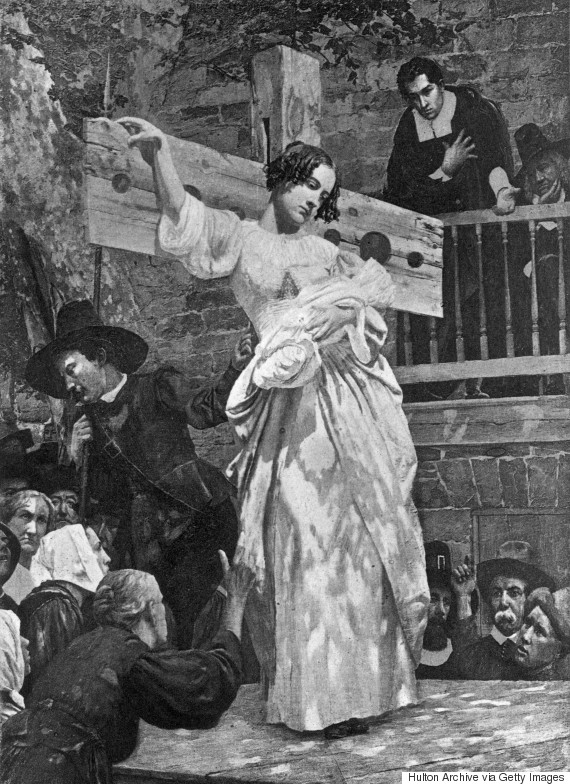 How America's Puritan Roots Helped Create Its Unforgiving Prison ...