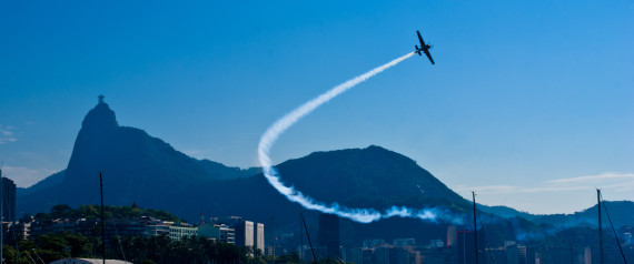 AIRPLANE RIO DE JANEIRO