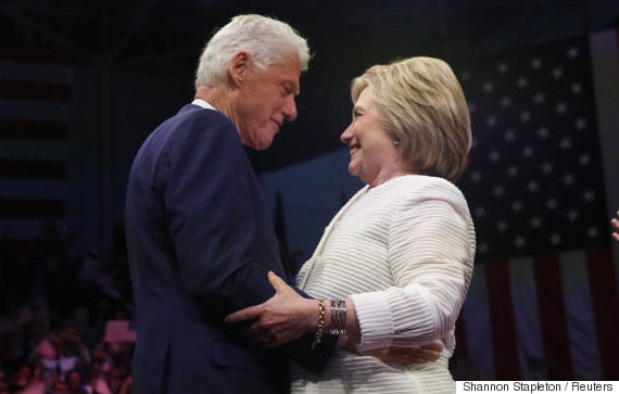 hillary bill clinton