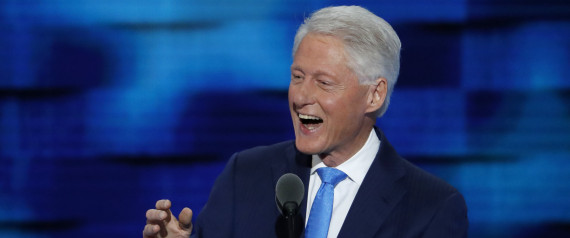 BILL CLINTON CONVENTION DEMOCRATE
