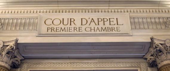 COUR APPEL PARIS