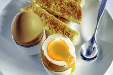 Soft boiled agg and soldiers | Pic: Getty Images