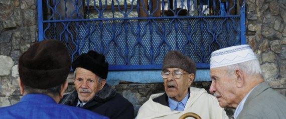 OLD MANS ALGERIA