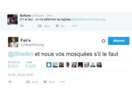 Cet échange entre un catholique et un musulman est la réponse parfaite à l'attentat de Saint-Étienne-du-Rouvray