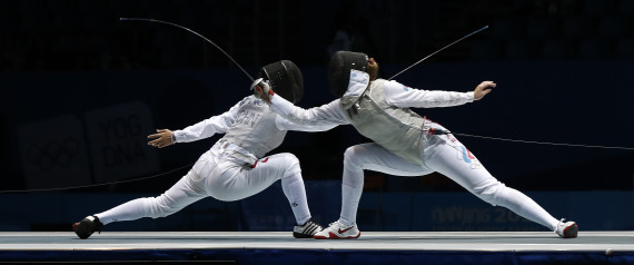 FENCING OLYMPIC