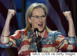 Meryl Streep Gives A Powerful History Lesson At The DNC