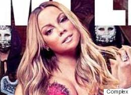 Mariah Carey Strips Down For The Cover Of Complex