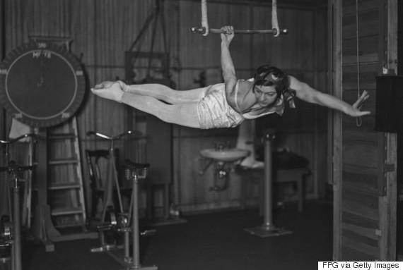 gymnastics 1930