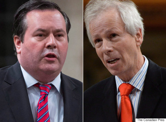 jason kenney stephane dion