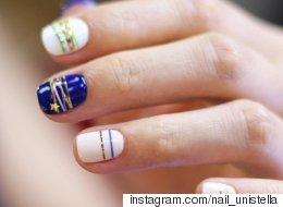 La manucure bracelet est la dernière tendance venue de Corée à affoler le monde de la beauté