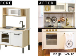 16 Hacks To Take Ikea's Play Kitchen From Ho-Hum To Fabulous
