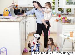 Je ne suis pas une mère au foyer mais une gérante de famille