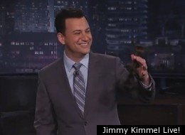 Jimmy Kimmel Ponytail Arsonist
