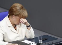 Bayernkurier rechnet mit Merkel ab: