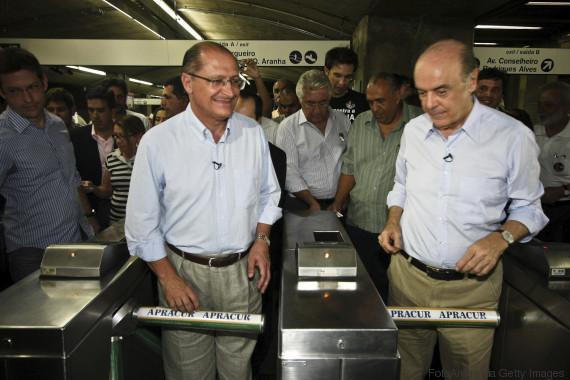 geraldo alckmin metro