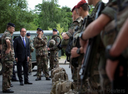 La garde nationale voulue par Hollande en quête de nouvelles recrues