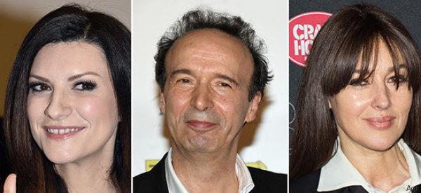 Roma 2024, tra gli ambasciatori Laura Pausini, Roberto Benigni e Monica Bellucci