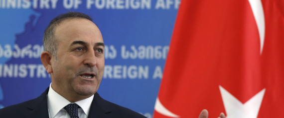 TURKEY FOREIGN MINISTER