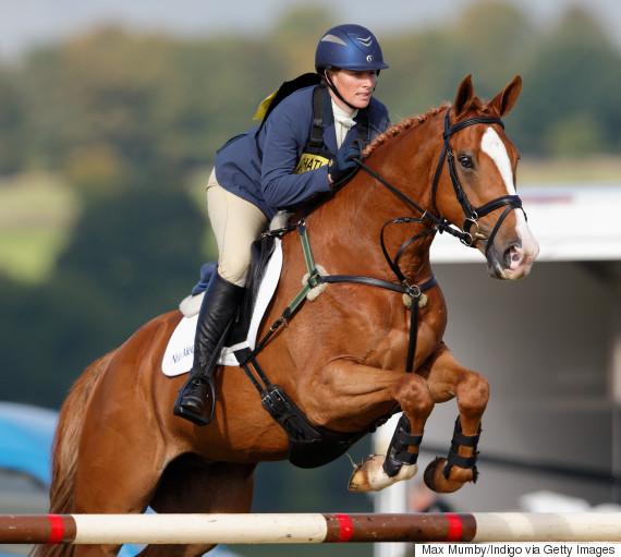 zara philips equestrian