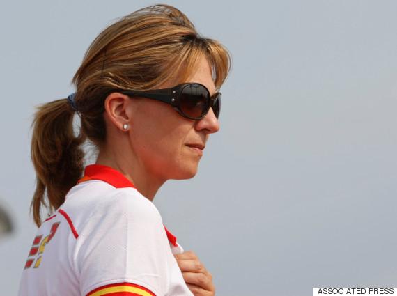 spain princess cristina olympics