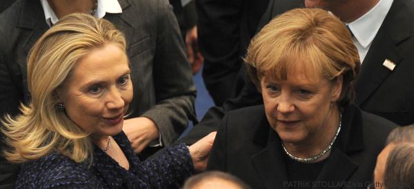 May, Merkel, Clinton: Wie Frauen verändern, wie Politik gemacht wird