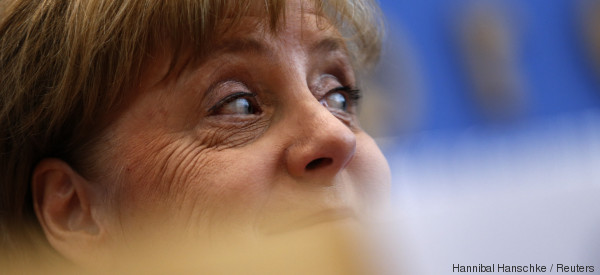 Kommentar: Man kann Merkel in Zeiten des Terrors viel vorwerfen - aber nicht, dass sie keine Haltung beweist