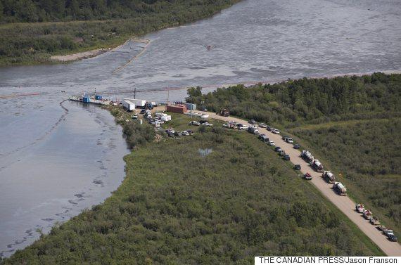 saskatchewan oil spill