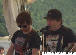 Fred Fortin nous chante «Oiseau» au Festif! de Baie-Saint-Paul (VIDÉO)
