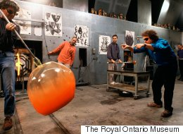 Get A 360° View Of The Royal Ontario Museum's Newest Exhibit