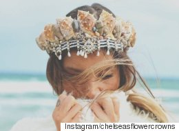Move Over Flower Crowns, This New Trend Is Taking Over