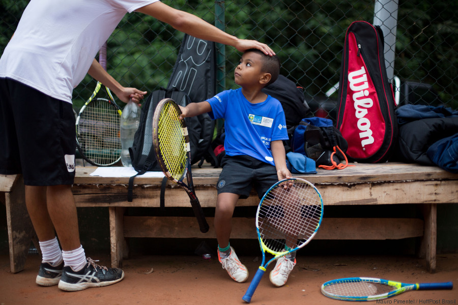 tenis rocinha