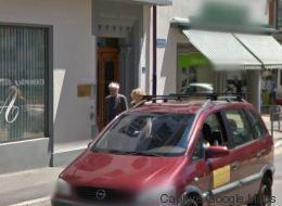 Jean-Luc Godard sur Street View? Les internautes en sont persuadés