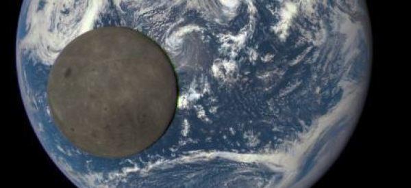 Cette belle photo de la Terre vue de l'espace vaut le détour(nement)